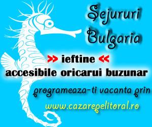 Sejururi Bulgaria ieftine si accesibile oricarui buzunar