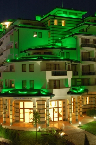Emerald Beach Resort Spa Ravda Bulgaria